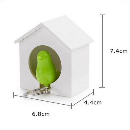 Cute Bird Nest House 2