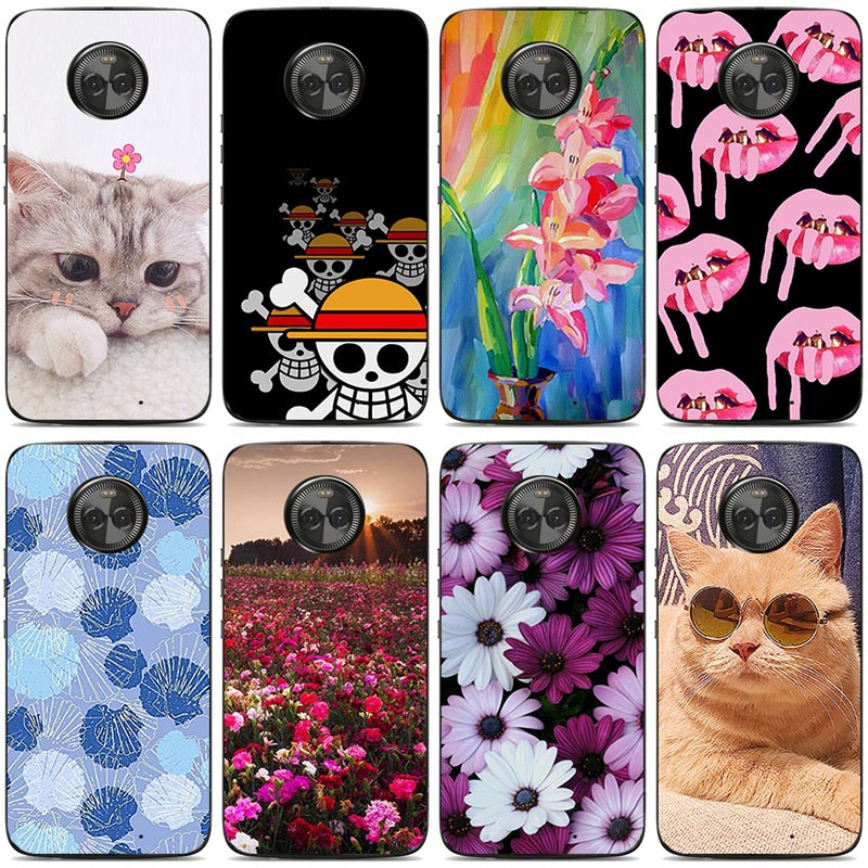 Case for <font><b>Motorola</b></font> <font><b>Moto</b></font> X4 Case Cover for <font><b>Motorola</b></font> <font><b>Moto</b></font> <font><b>XT1900</b></font> X 2017 (4th gen) Cover 3D TPU Silicon for <font><b>Motorola</b></font> <font><b>Moto</b></font> X4 Coque image