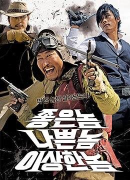 《好家伙、坏家伙、怪家伙》2008年韩国动作,西部,冒险电影在线观看