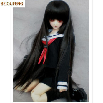 BEIOUFENG 1/3 1/4 1/6 SD BJD Doll Clothes Include Shirts,Skirt and Tie,Fashion School Uniform BJD Clothes for Dolls Accessories