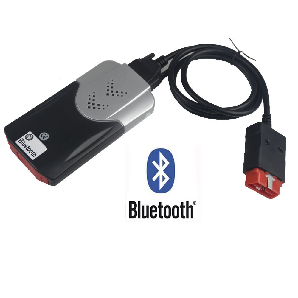 TCS CDP PRO Plus Bluetooth 2015.R3 Multidiag pro OBD2 for cars trucks New VCI for DELPHI DS150E