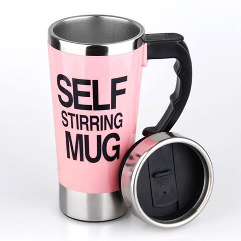 self stirring Make your hectic mornings run a little smoother by preparing your coffee with this self stirring mug at the push of a button, this unique mug automatically.