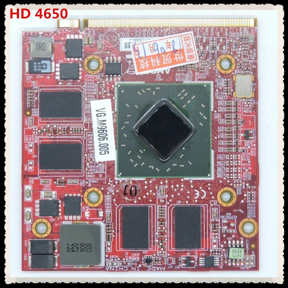 HD 4650 1GB DDR2 MXM2 MXMII VGA Video Card for Aspire 5710G 5720G 5739G 5920G 8730G 8920G 8930G 9920G est for a c e r aspire 5920g 5920 5520g 5520 mxm ii ddr2 1gb graphics vga video card replace n v i d i a geforce 9650m gt