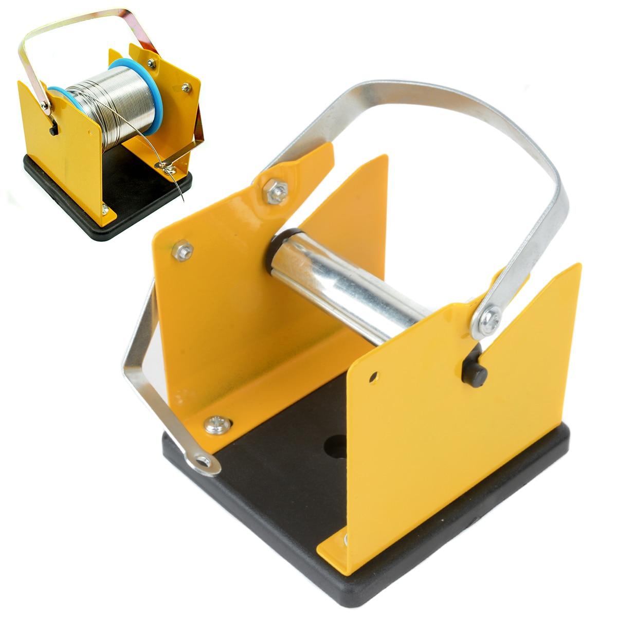 OSSIEAO New Solder Wire Holder Solder Reel Dispenser Stand Tin ...
