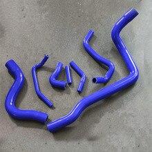 Для Volvo S60/S70/V70 II) 2.3/2.4/2.5 T5 01-07 2001-2007 бесплатная доставка силиконовый шланг
