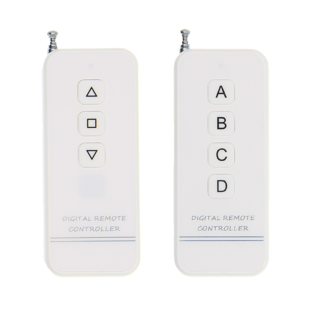 0-500M Nice 3 4 CH Channels 3CH 4CH RF Wireless Remote Control,315/433.92 MHZ Transmitter Learning Code PT2262 2013 new version nice transmitter nice remote control smilo 2 smilo 4 nice replacement remote