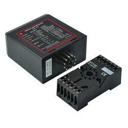 Pojedynczy kanał indukcyjne detektor pętli automatyczną bramą i brama bariery/pętli kontroler/mierniki natężenia ruchu DC12V DV24V 110 v 220 V w Sprzęt do parkowania od Bezpieczeństwo i ochrona na