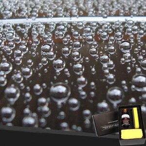 Image 3 - 9H Ceramic Car Coating Motocycle Paint Care Car Liquid Glass Nano Hydrophobic Car Polish Auto Detailing Water Glass Coating