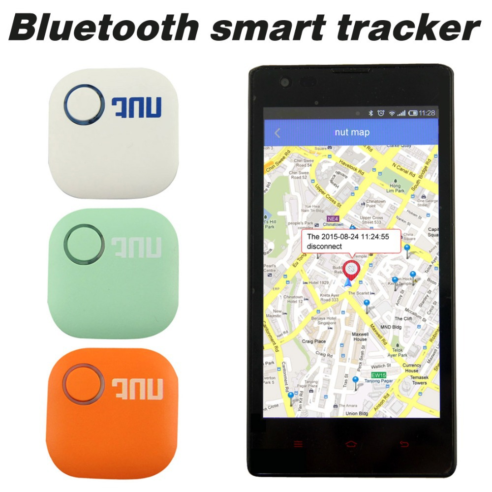 Phone Phone Finder For Android phone finder promotion shop for promotional on nut 2 smart anti lost bluetooth tracker with alarm locator sensor key wallet ios android os