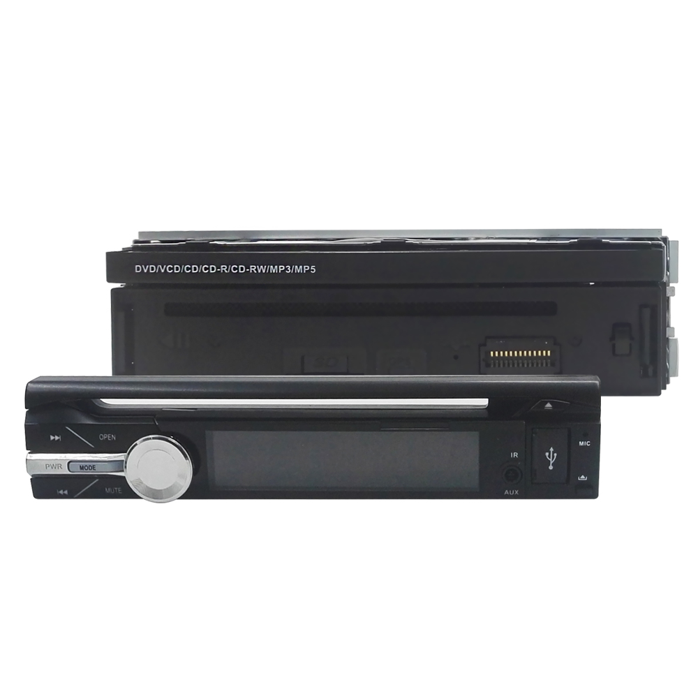 Новинка 2016 DVD медиаплеера Лучшее качество high-7 класс 1DIN автомобильный DVD GPS стерео Bluetooth и мультимедиа внешний микрофон DVD игрок monito