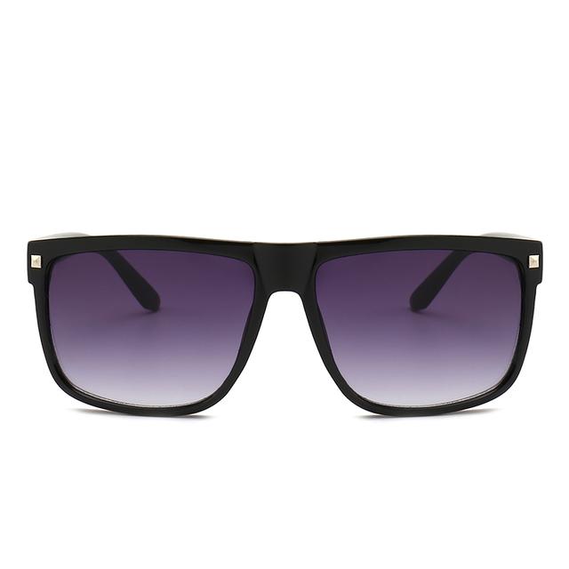 2019 Sunglasses Women Brand Designer Big Frame Square Sunglasses Vintage Oversized Sun Glasses Travel Ladies Shades UV 400