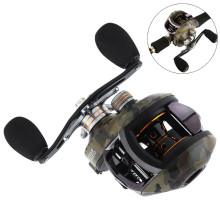 Durable Reel Braking 12