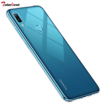 Transparent Soft TPU Case For Huawei Y6 2019 Coque Pro Prime Y62019 Silicone Silm Protective Cover