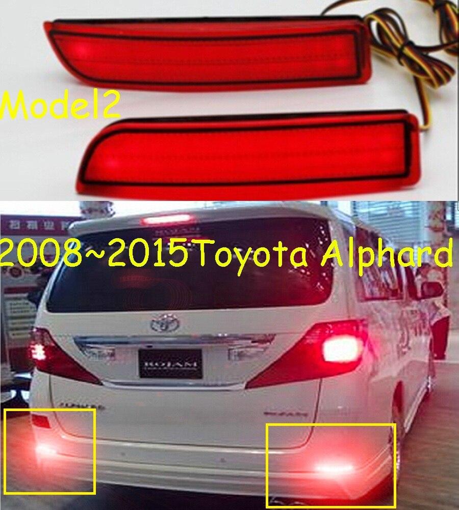 Alphard breaking light;2008~2015,Free ship!LED,Alphard rear light,LED,2pcs,Alphard taillight;EZ alphard machete m12d2 sport