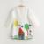 Líder urso Meninas Casacos e Jaquetas Crianças 2016 Primavera Marca Crianças Jaquetas para As Meninas Roupas de Impressão Dos Desenhos Animados Projeto Meninas Jaquetas