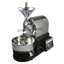 Обновленная Коммерческая кофейная обжарочная машина профессиональная кофейная жаровня машина 1000 г машина для жарки кофейного зерна 220 в 2100 Вт 1 шт