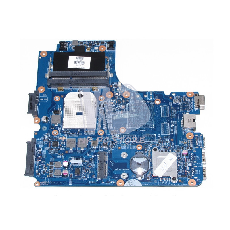 683600-001 683600-501 Main Board For HP Probook 4445S 4545S Laptop motherboard Socket fs1 DDR3 48.4SM01.011 744020 001 fit for hp probook 650 g1 series laptop motherboard 744020 501 744020 601 6050a2566301 mb a04
