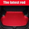 Специальное изготовление на заказ автомобильные коврики для Ford Mondeo Ecosport Explorer Focus Fiesta кожаные противоскользящие ковровые вкладыши