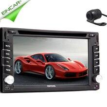 Autoradio Logo EQ 3D Car DVD Player Audio GPS Navigation Video Movie Stereo PC CD 6.2″ Auto Radio Electronics Music