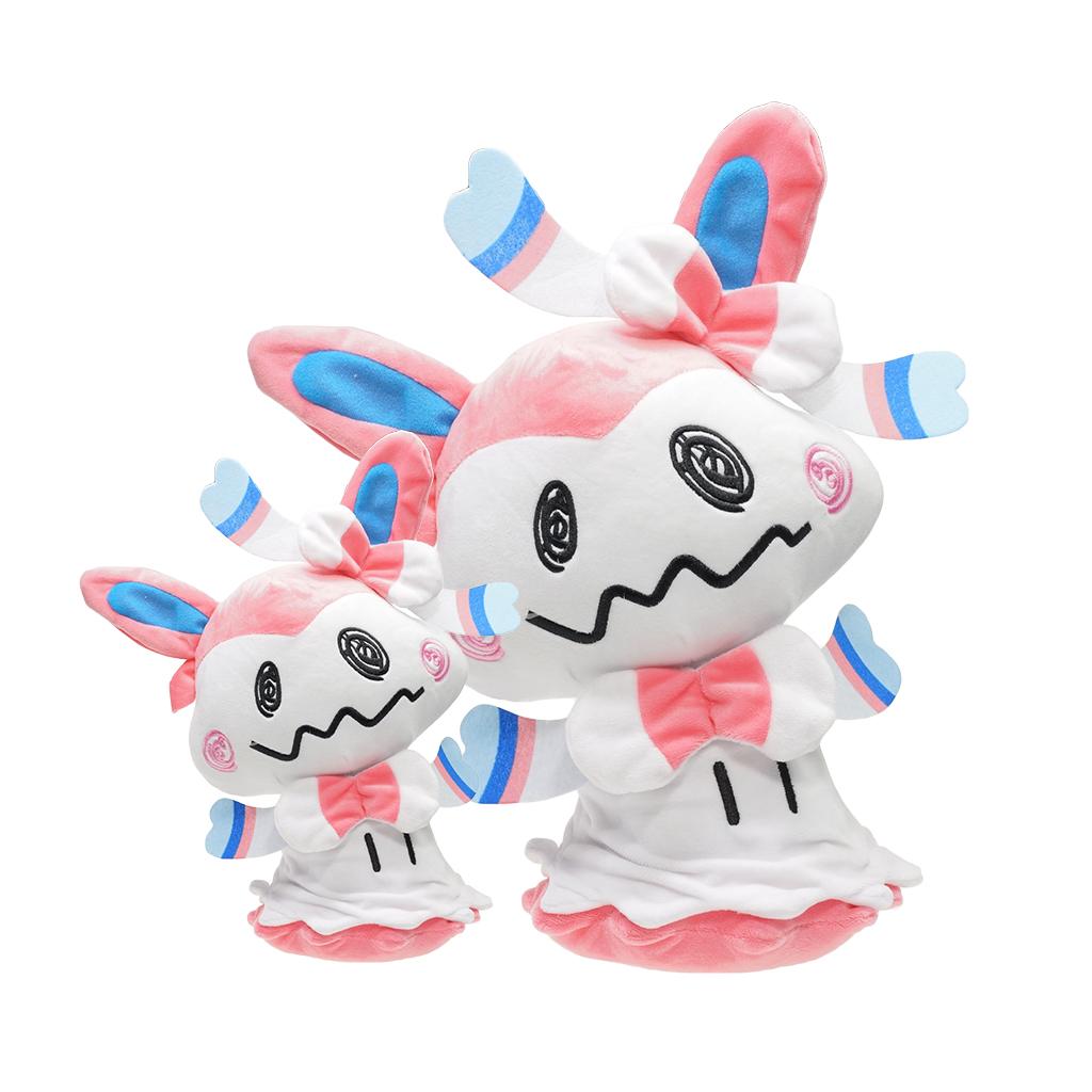 20cm Anime Cute Mimikyu Cosplay Eevee Movie Stuffed & Plush Animals Toys for Children