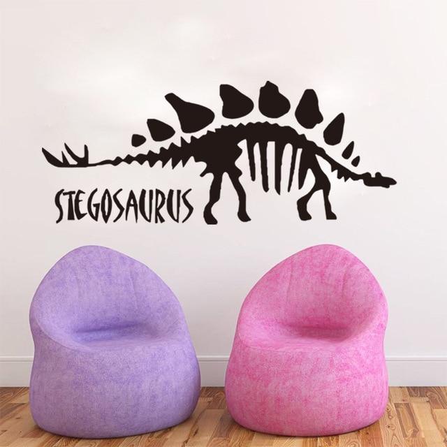 Handel Perspectief Poqiang 3D Dinosaurus Sticker Woonkamer ...