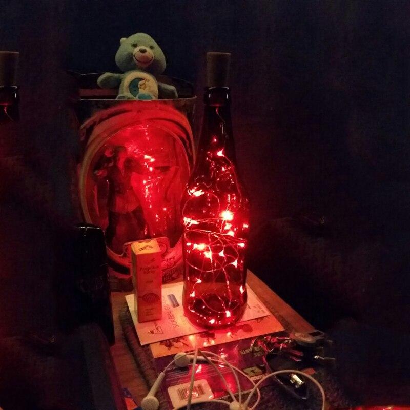 SPLEVISI Dimmable LED Lumières En Fil De Cuivre Lumières 30m - Éclairage festif - Photo 6
