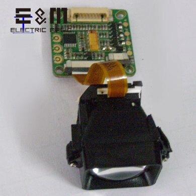 E&M 640 * 480 DIY Night Vision Aerial Display 3.7 5V DC Colorful Mini Helmet VGA Display Virtual Screen 80 Inch Wearing Display