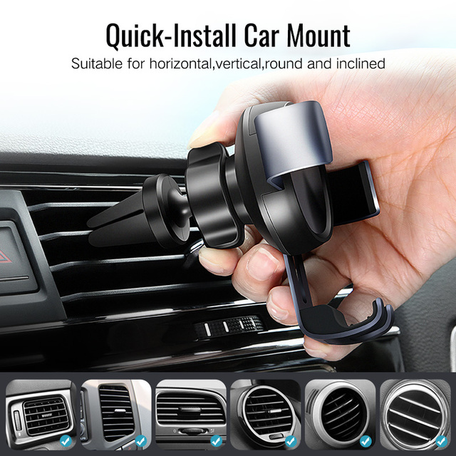 Magnetic Phone Holder for Cars