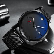 WLISTH 2019 New Watch Casual Fashion Men High Quality Simple Generous Simplicity Quartz Watch Rolex_watch