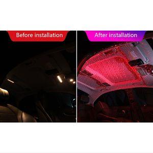 Image 3 - سيارة USB LED سيارة الغلاف الجوي المحيط ستار ضوء DJ RGB الملونة الموسيقى الصوت مصباح عيد الميلاد ضوء الزخرفية الداخلية