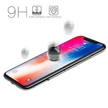 9H tempered glass For iphone X 8 4s 5 5s 5c SE 6 6s plus 7
