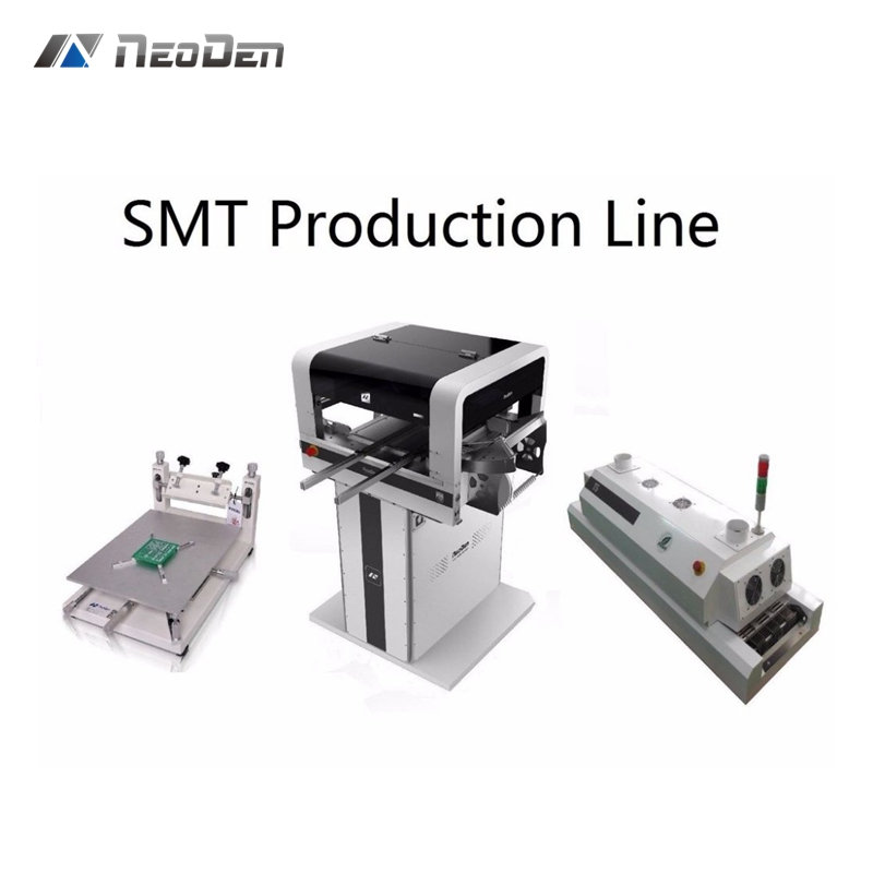 NeoDen4 SMT Pick and Place machine PCB LED lamps assembly Production Line SMD Electronics machinery