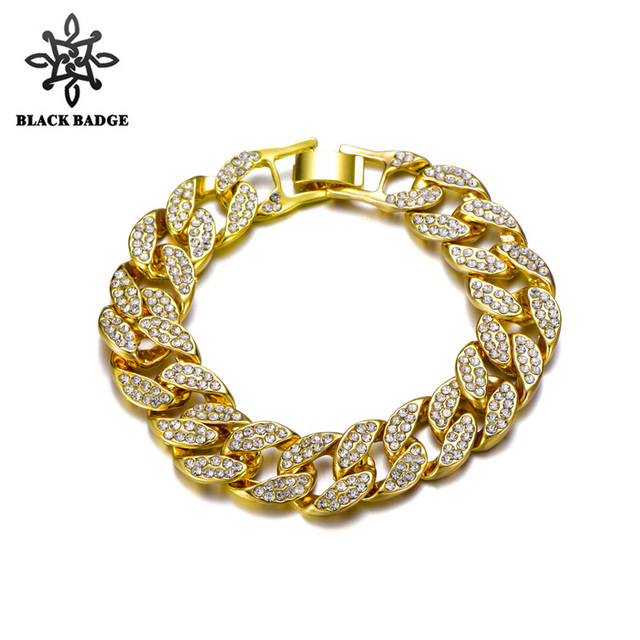 Men's Rhinestone Bracelets...