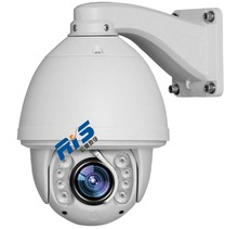 Best 5″ Sony 30x 1000TVL Analog IR high speed dome security PTZ camera with wiper