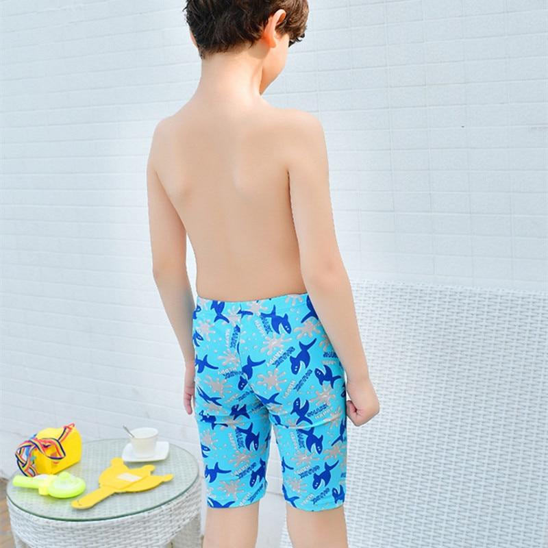 06a3ad0872789 Funfeliz Boys Swimming trunks Kids Boy Swim Boardshorts Character Fish Children  Swimwear 3 11 Years Swimsuit-in Men's Trunks from Sports & Entertainment on  ...