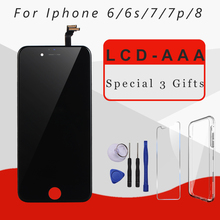 AAA Quality LCD Screen For iPhone 6 Display Assembly Replacement with Original Digitizer font b Phone
