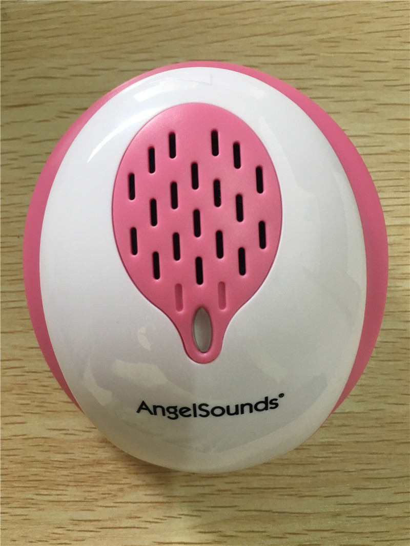 New Arrival Angelsounds Fetal Doppler JPD-200S by Wire connection mobile APP, 3.0MHZ Pocket Womb Music Heartbeat Baby Monitor