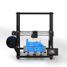 Upgraded Fully DIY High-precision Desktop Anet A8plus 300*300*350mm 3D Printer Reprap Prusa i3 3D Printer With PLA Filament