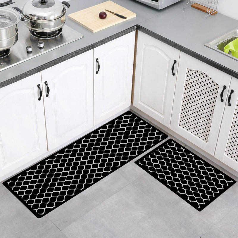 Modern Washable Dining Room Kitchen Mats Rugs For Shower Bath Porch Hallway Carpet Saloon Hall Doormats