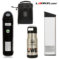 Original Li ion Battery / Lithium Battery Special For LANKELEISI Electric Bike