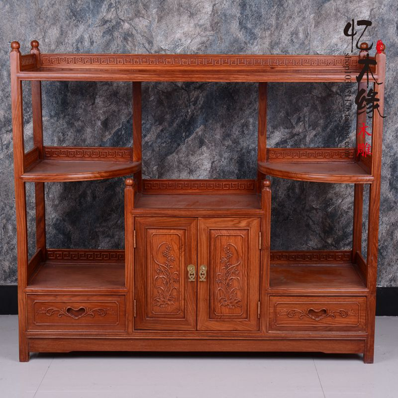 Rosewood sideboard wood lockers Chinese storage cabinet mahogany tea cabinet cabinet cupboard mahogany furniture цена