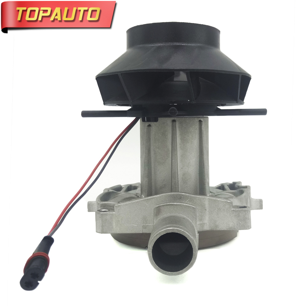 TopAuto 12V 24V 2KW 4KW 5KW Blower Motor Assembly Combustion Air Fan For Eberspacher D4 Car Air Diesel Heater Truck Accessories