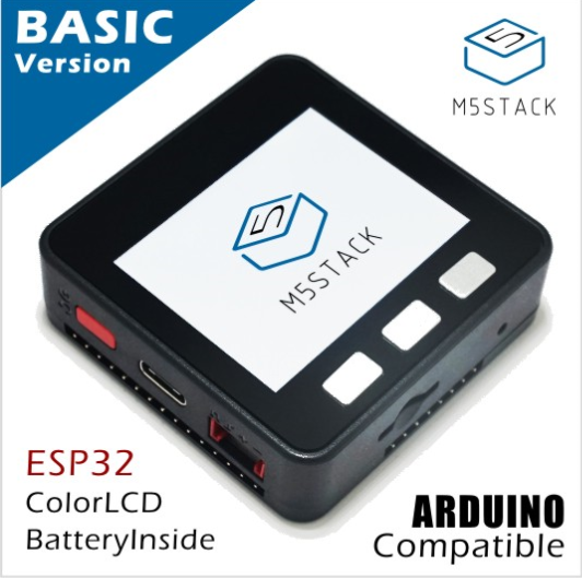 M5Stack Official Stock Offer ESP32 Basic Core Development Kit Extensible Micro