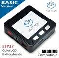M5Stack официальное предложение на складе! ESP32 Базовый комплект разработки ядро расширяемый микро Контроль Wifi BLE IoT Прототипная плата для Arduino