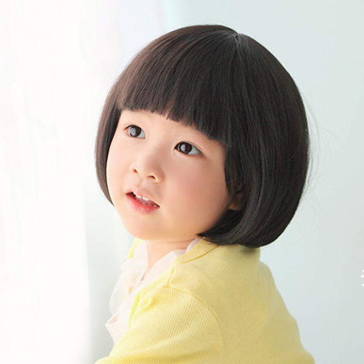 Online Buy Wholesale Kids Black Wig From China Kids Black