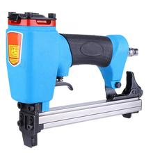 Nail-Gun Stapler Pneumatic-Tool Woodworking-Nail-Tool 1013J Air-Powered