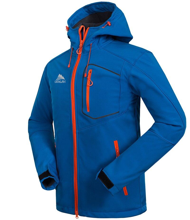 jacket camping