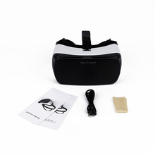 1pcs VR Box 3D Virtual Reality Glasses Eye Travel for 4.5-5.5 inches Smartphone