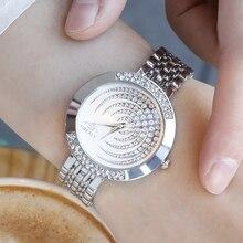 Diamond Fashion Female Ladies Moon Watches Luxury Gold Quartz Women Famous Rhinestone Watches Relojes Mujer Montre Femme стоимость