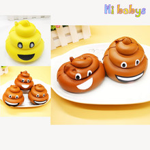 Squishy Simulation Stool Squeeze Toy Smooshy Mushy Relieve Stress Slow Rising Antistress Squishes Prikol Toy Novelty Gag Gift(China)